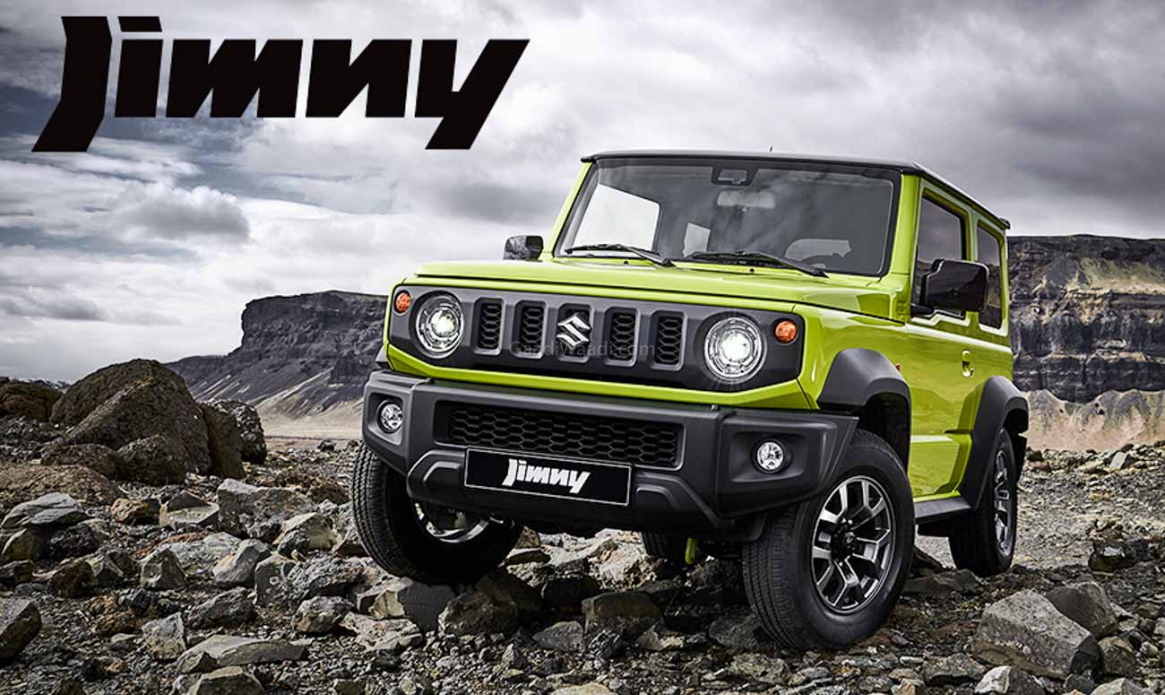 Suzuki Jimny Now Has A 1.5 Year Waiting Period In Japan