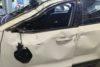 Tata harrier Accident 1