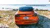 Tesla Model 3 Orange Wrapped-1-2