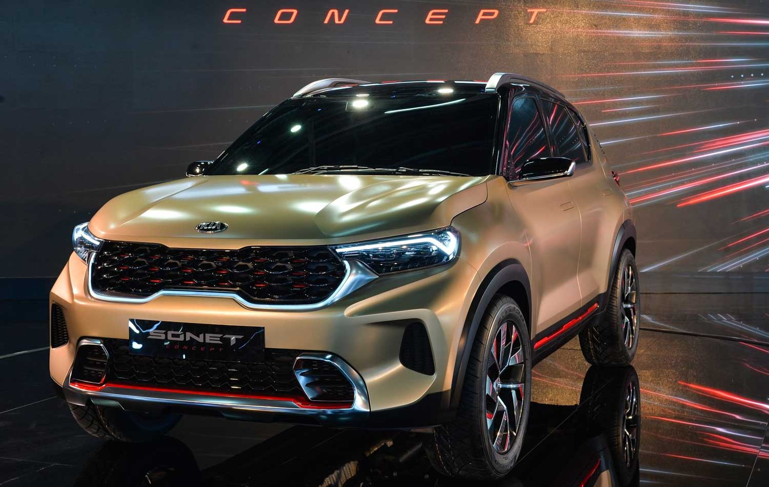 Upcoming Kia Sonet To Feature Clutchless Manual Transmission (AMT)