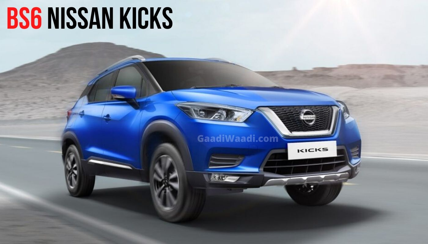 2020 Nissan Kicks Launched With 1.3L Mercedes-Derived Petrol Engine