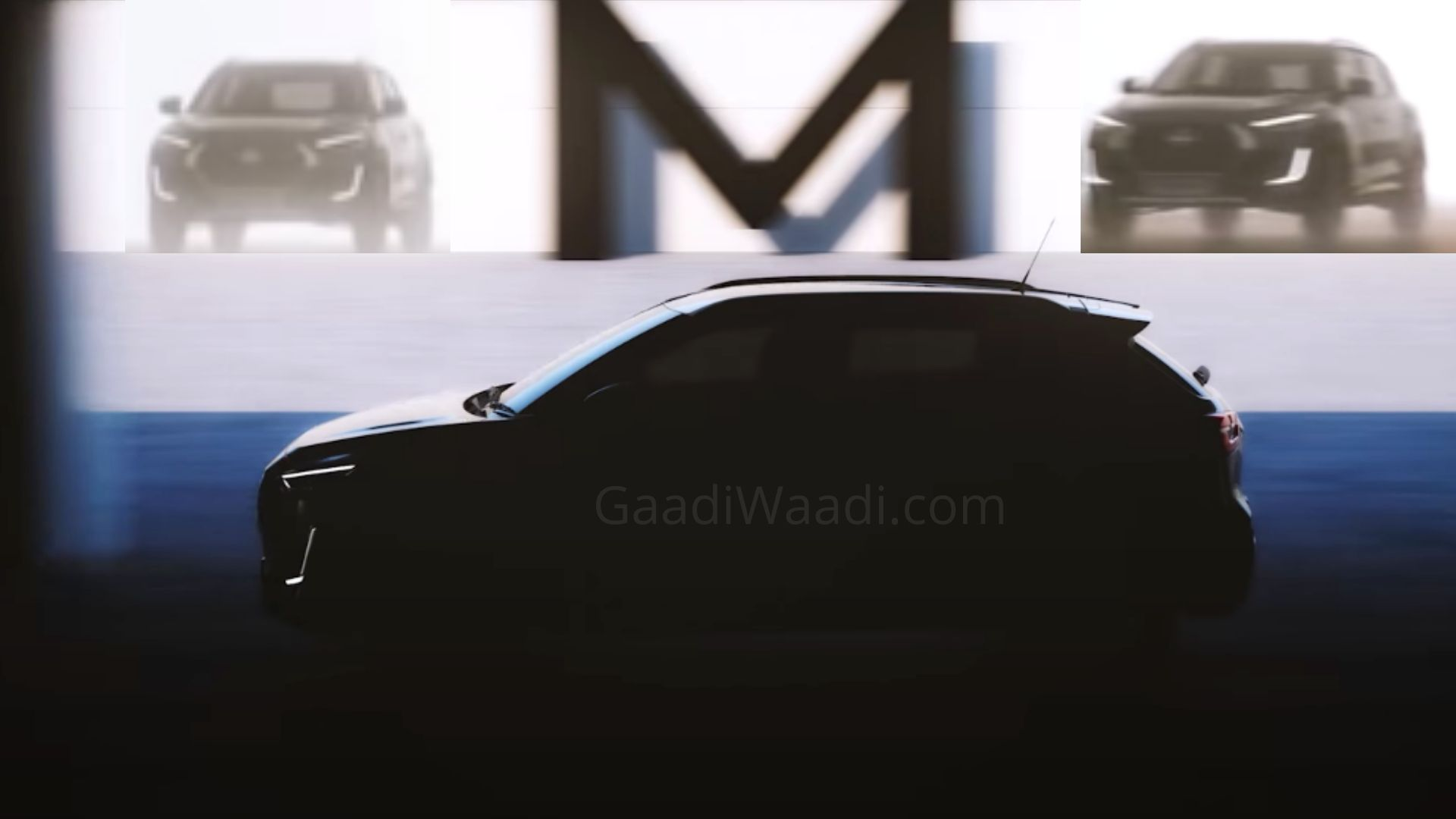 Upcoming Nissan Magnite SUV Teased Again Ahead Of India Launch