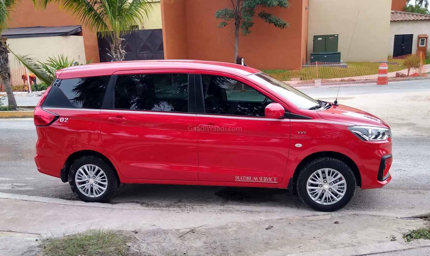 Maruti Ertiga Becomes Brand's Top-selling Car In May 2020 In India