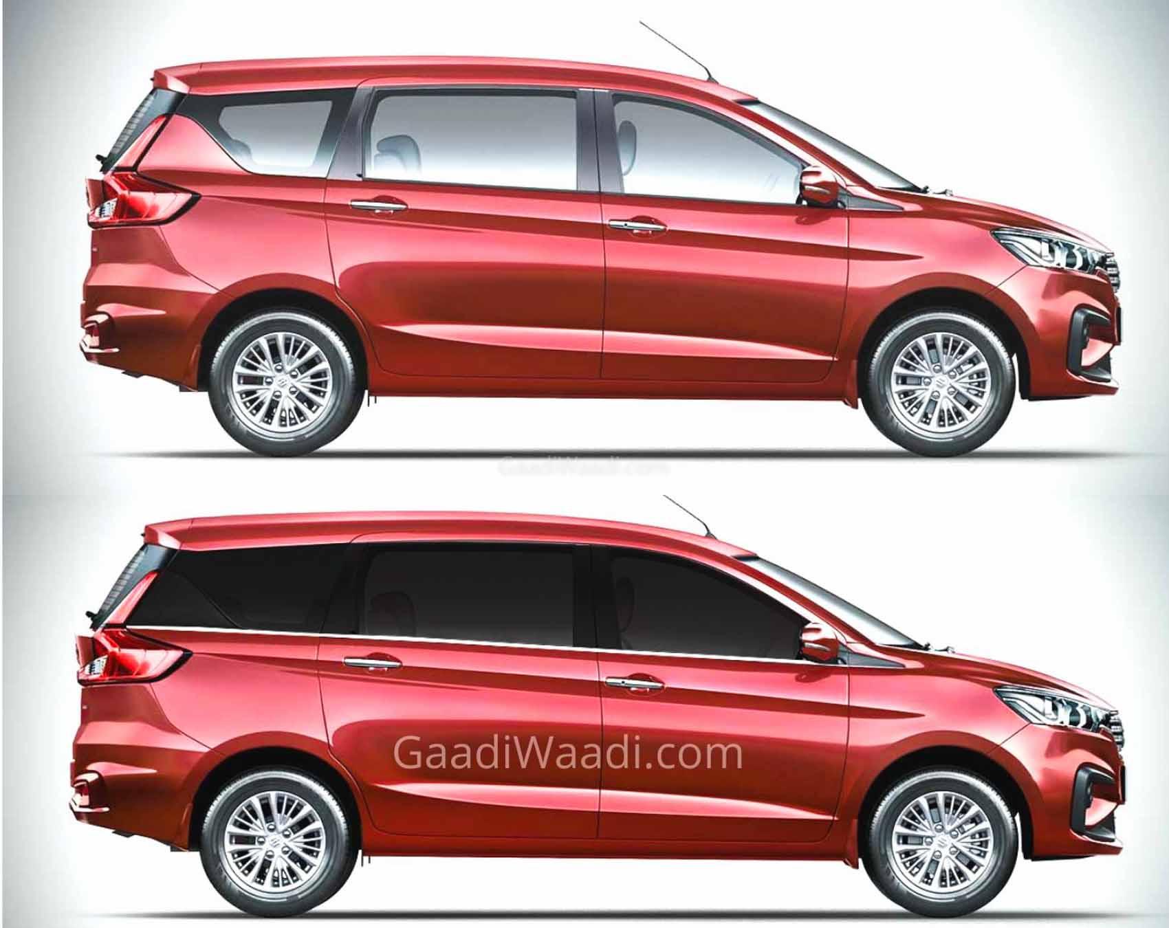 This Sticker Job For Just Rs. 1,500 Makes Suzuki Ertiga More Premium