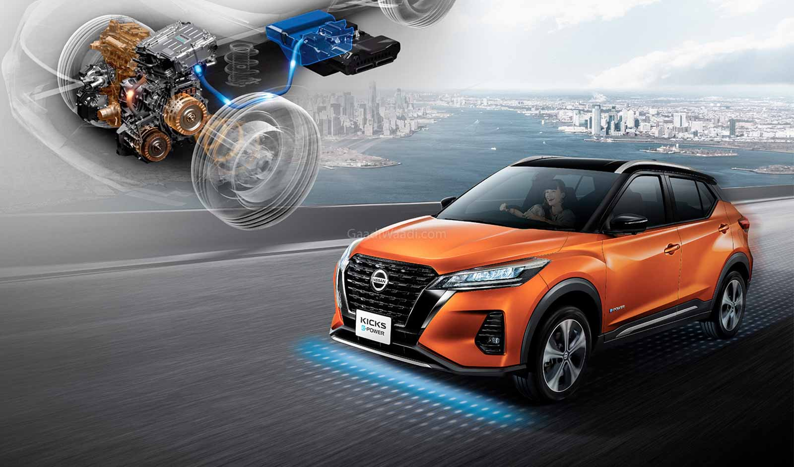 LAUNCHED! 2020 Nissan Kicks e-Power With Self-charging Range Extender