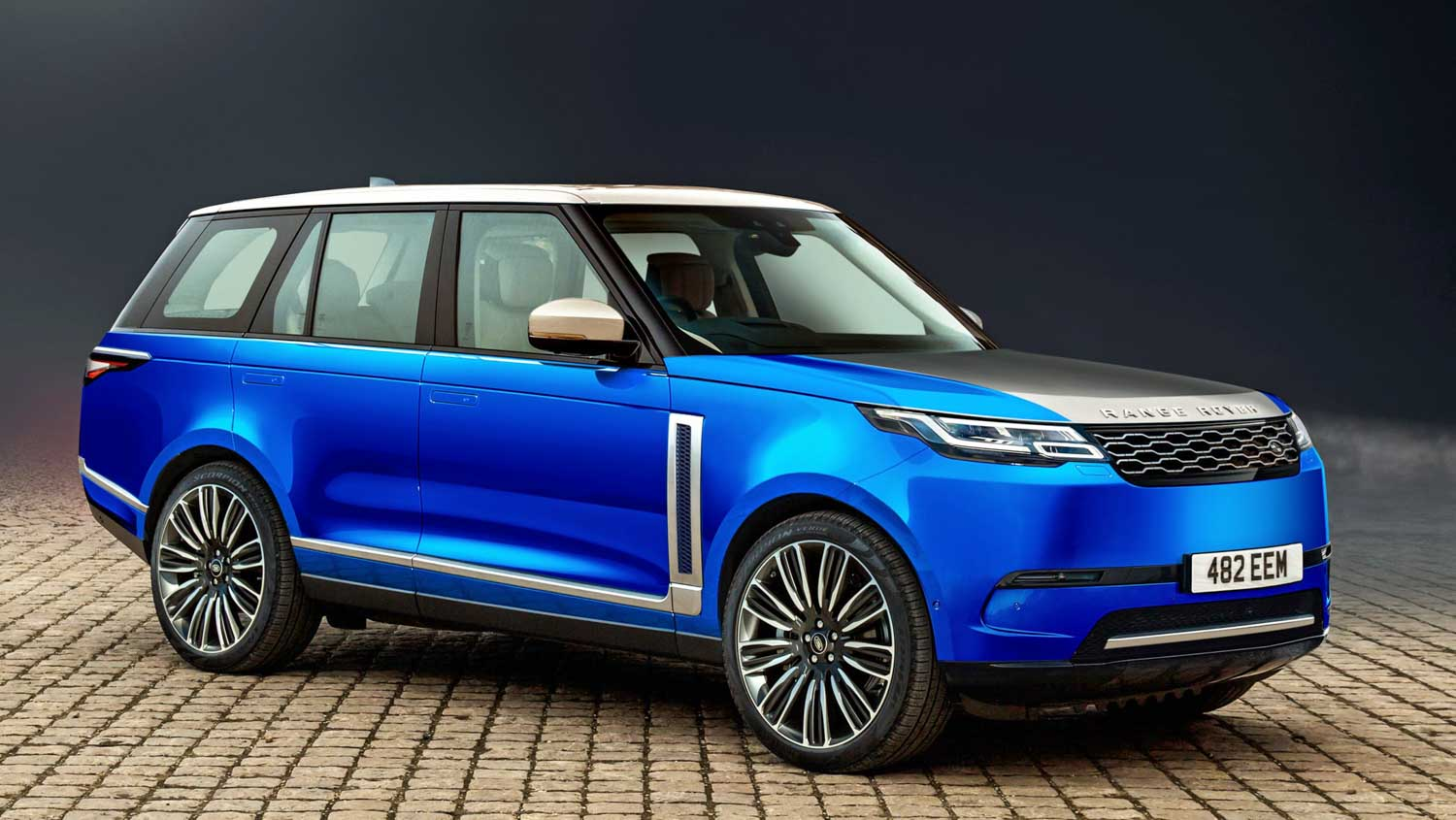 2021 Range Rover (New-Gen) In The Works; Likely Debut Later This Year
