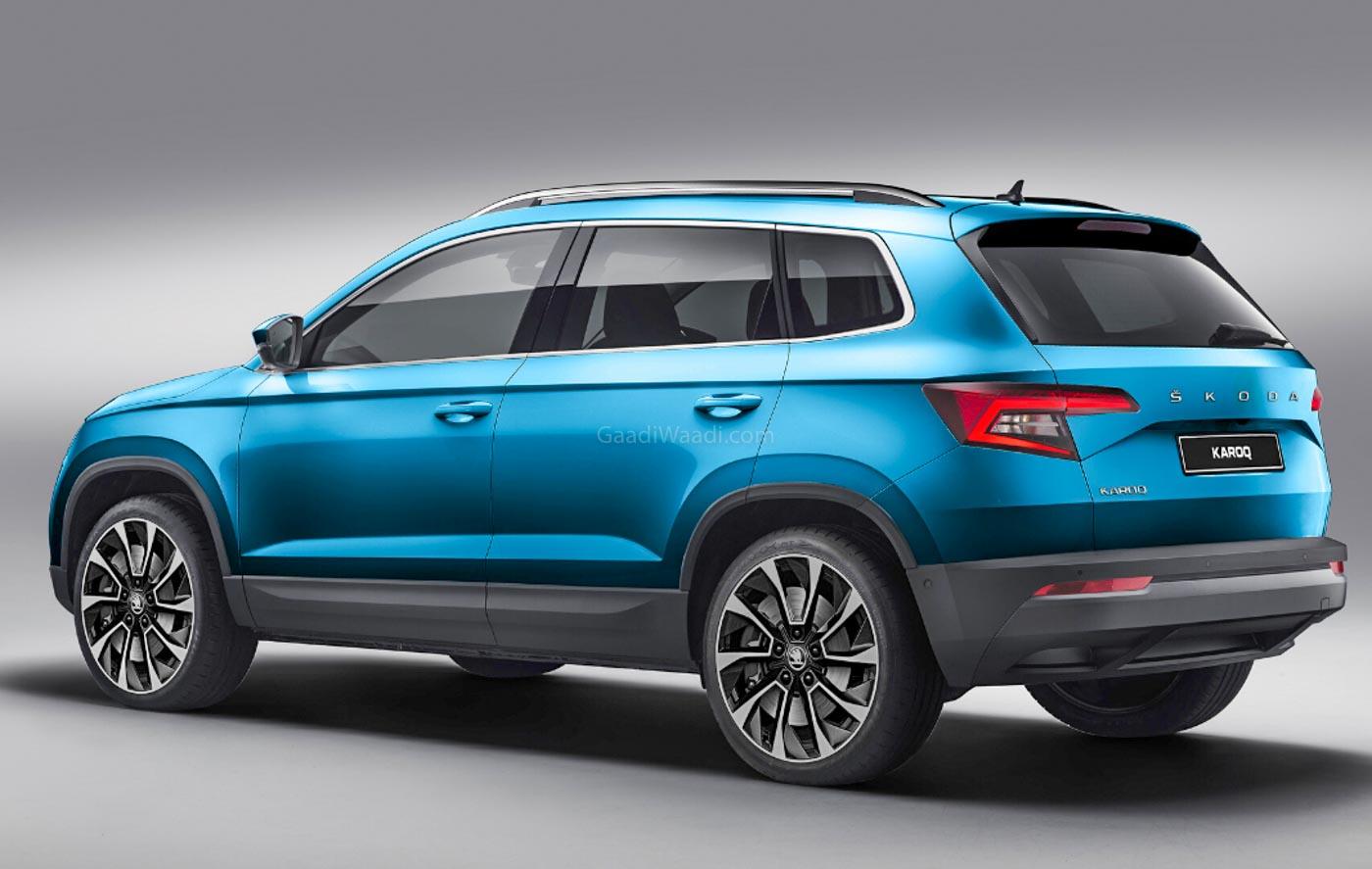 Skoda India Sold 151 Units Of New Karoq SUV In June 2020