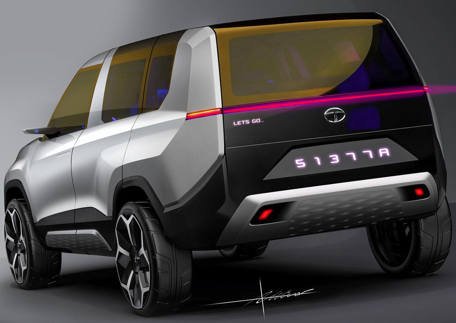 7 Things You Need To Know About The Tata Sierra EV Concept