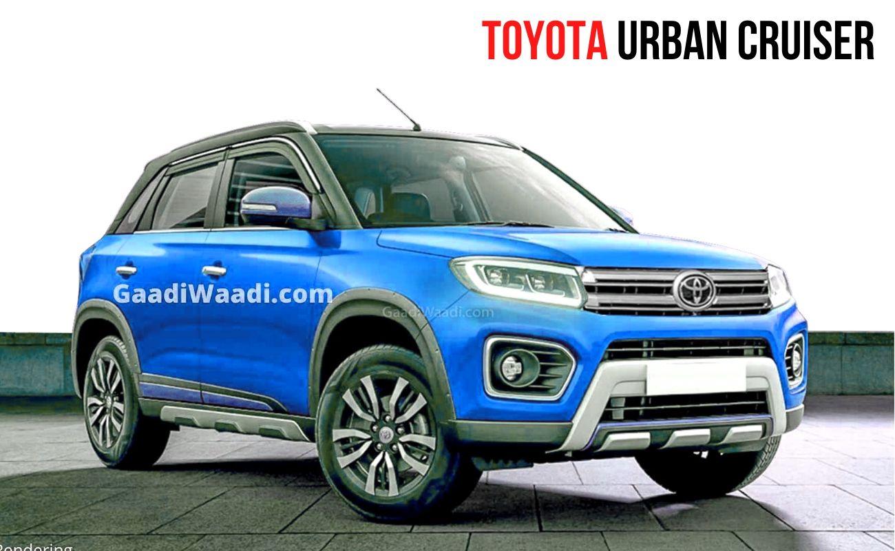 Toyota Urban Cruiser Launch Delayed To Festive Season
