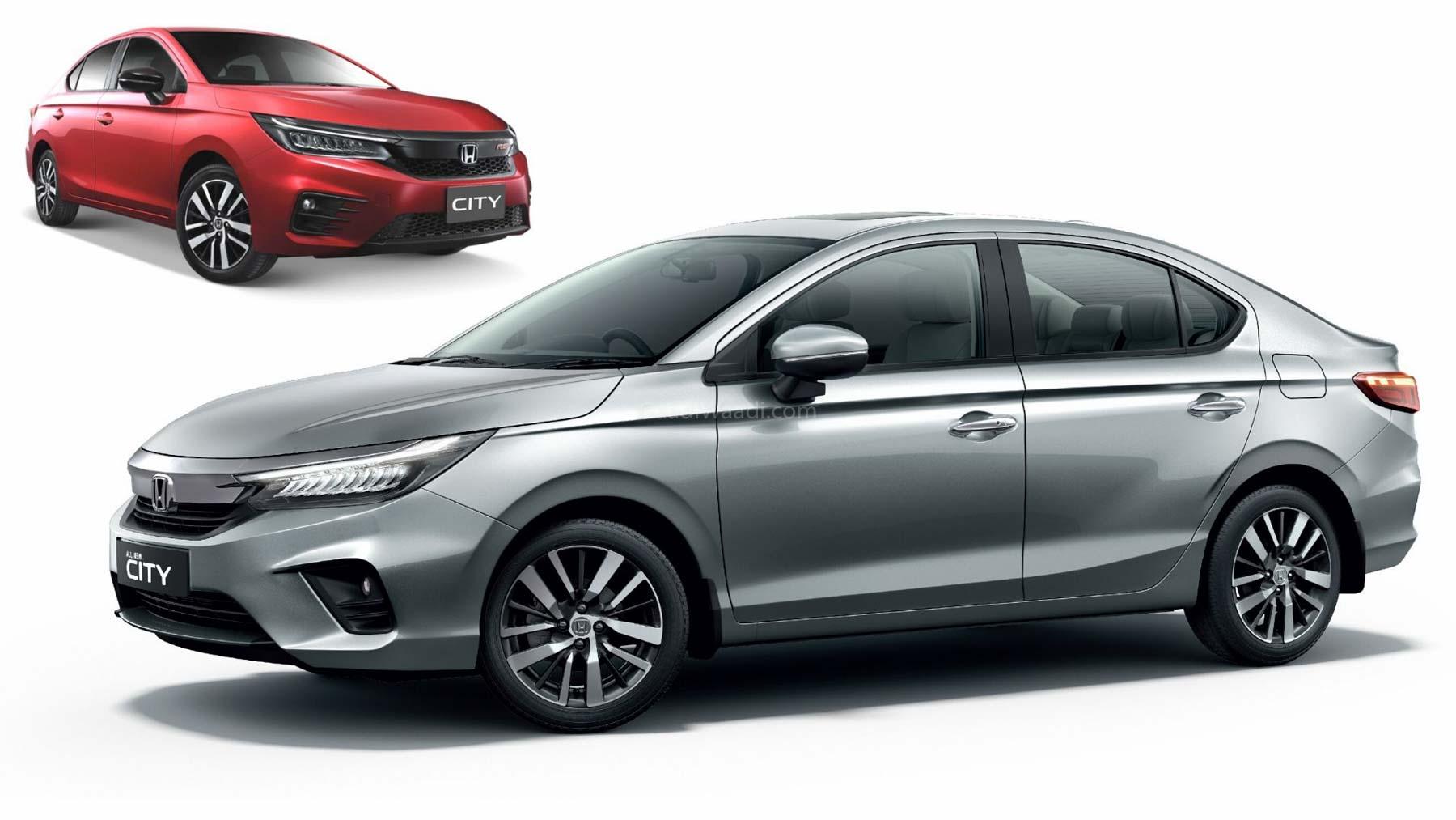 India-Spec 2020 Honda City Vs Thai-Spec – 5 Big Difference