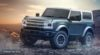 2021 Ford Bronco 2 Door Rendering-1