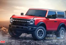 2021 Ford Bronco 2 Door Rendering-1-2