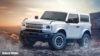 2021 Ford Bronco 2 Door Rendering-7