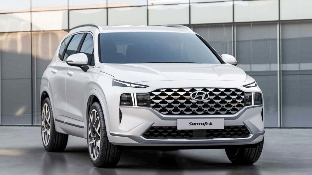 2021 Hyundai Santa Fe Revealed, Bigger, Better Looking And ...