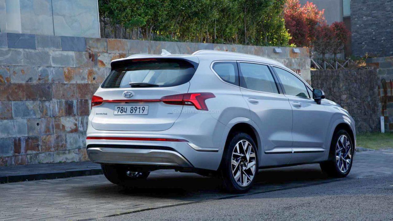 2021 Hyundai Santa Fe-7