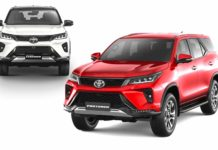 2021 Toyota Fortuner Legender vs Standard Fortuner Facelift-1
