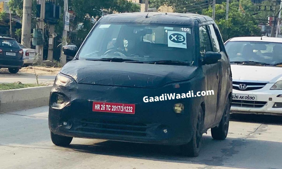 2021 maruti wagon R Electric-1-2