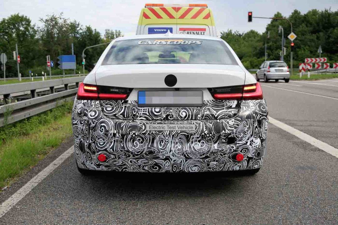 All-Electric BMW 3 Series-6