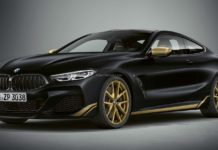 BMW 8 Series Golden Thunder Edition-5