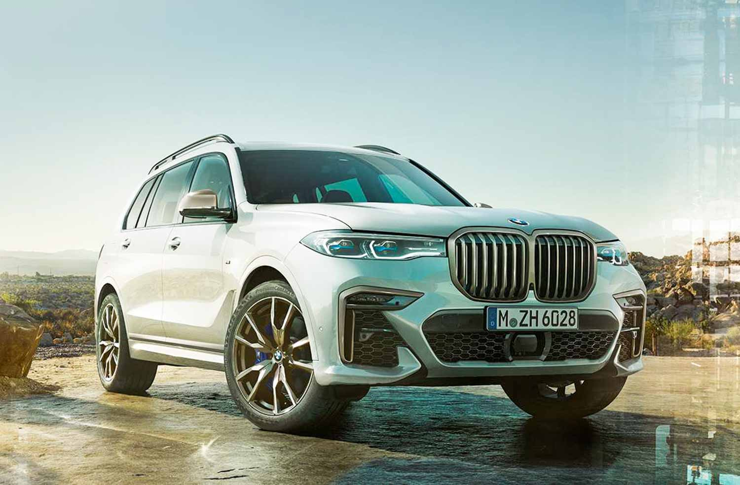 Range-Topping BMW X7 M50d Launched, Priced At Rs 1.63 Crore
