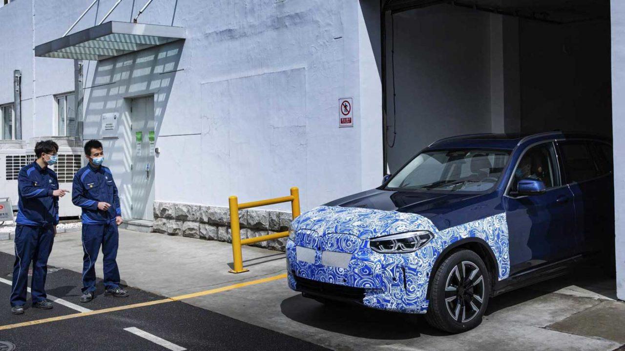 BMW iX3 Electric-2