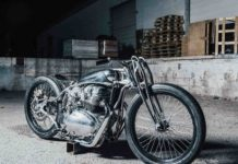 Custom Royal Enfield Kamala-13