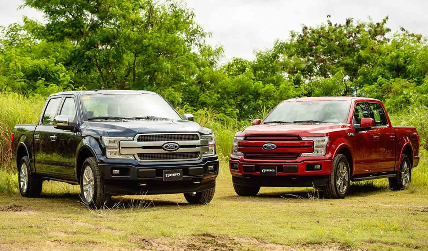 Ford F-150 Launched In Philippines Hours Before Next-Gen Model's Debut