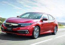 Honda civic Sedan_