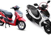 Honda hero electric Scooter 3