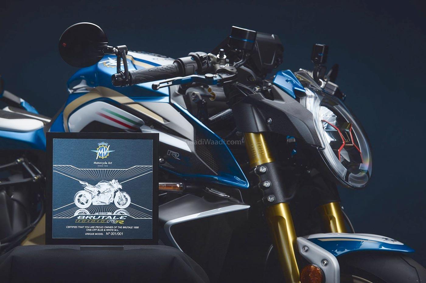 MV Agusta Brutale 1000 RR presented › Motorcycles.News