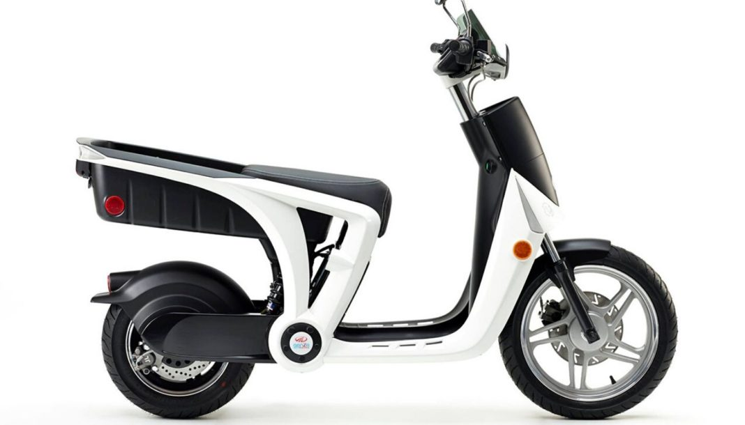 Mahindra GenZe Electric Scooter Quit US