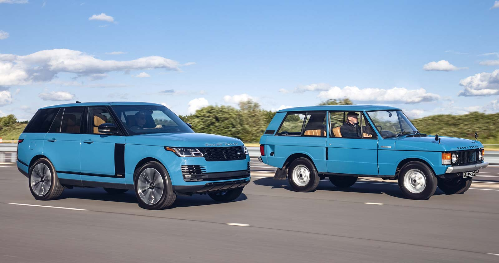Range Rover Fifty Special Edition Unveiled; Limited To 1,970 Units