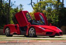 Rare Ferrari Enzo Auctioned At Rs 20 Crore-1-2