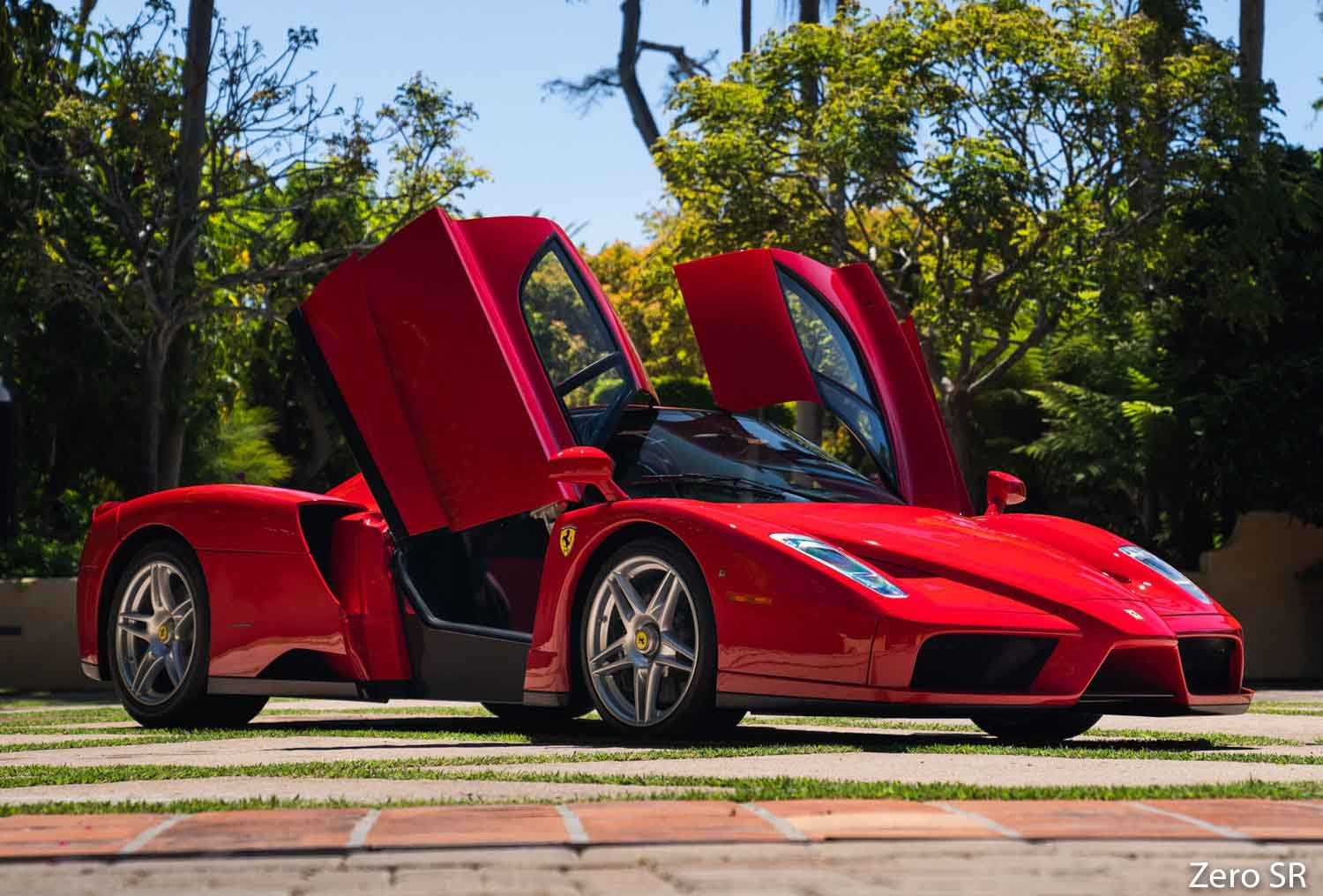 Ferrari Enzo Auctioned For Rs. 20 Crore; Most Expensive Car Sold Online