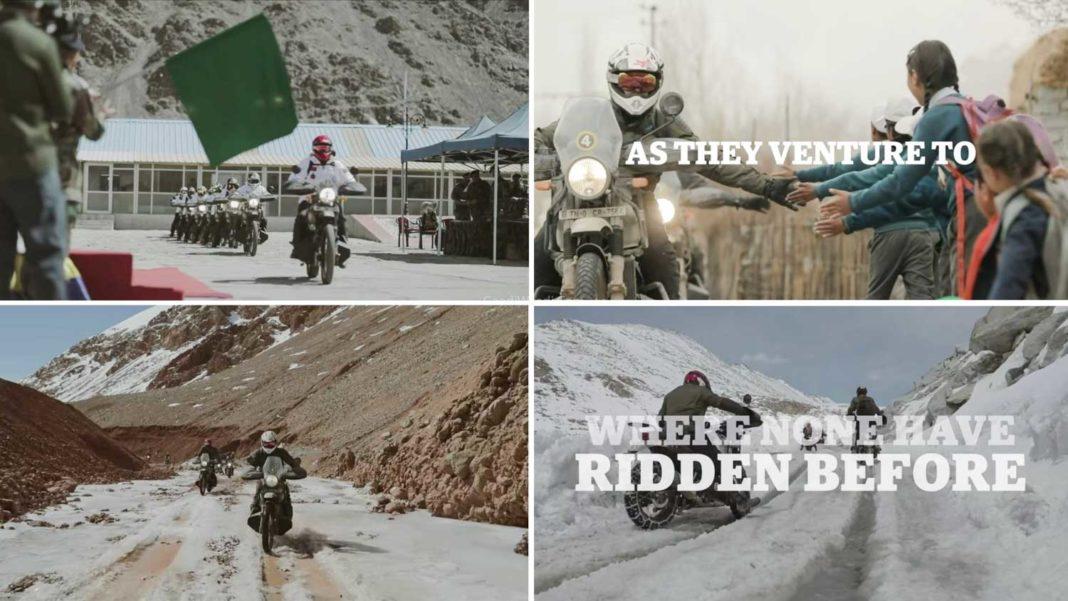 Royal Enfield Himalayan Motorcycles