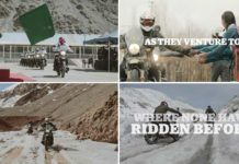 Royal Enfield Himalayan Motorcycles