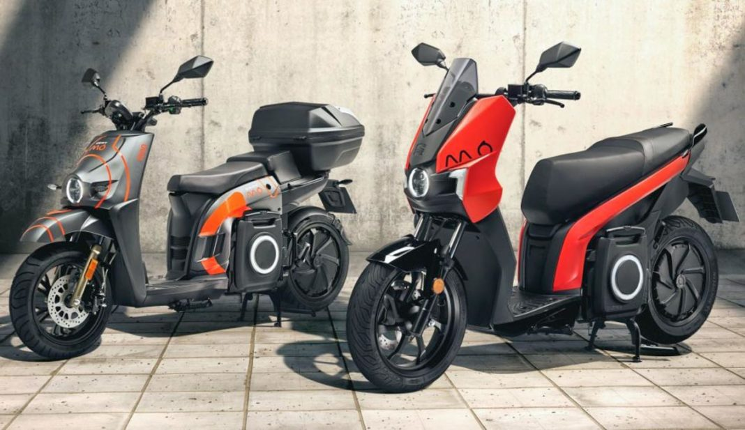 Seat Electric scooters-1-2