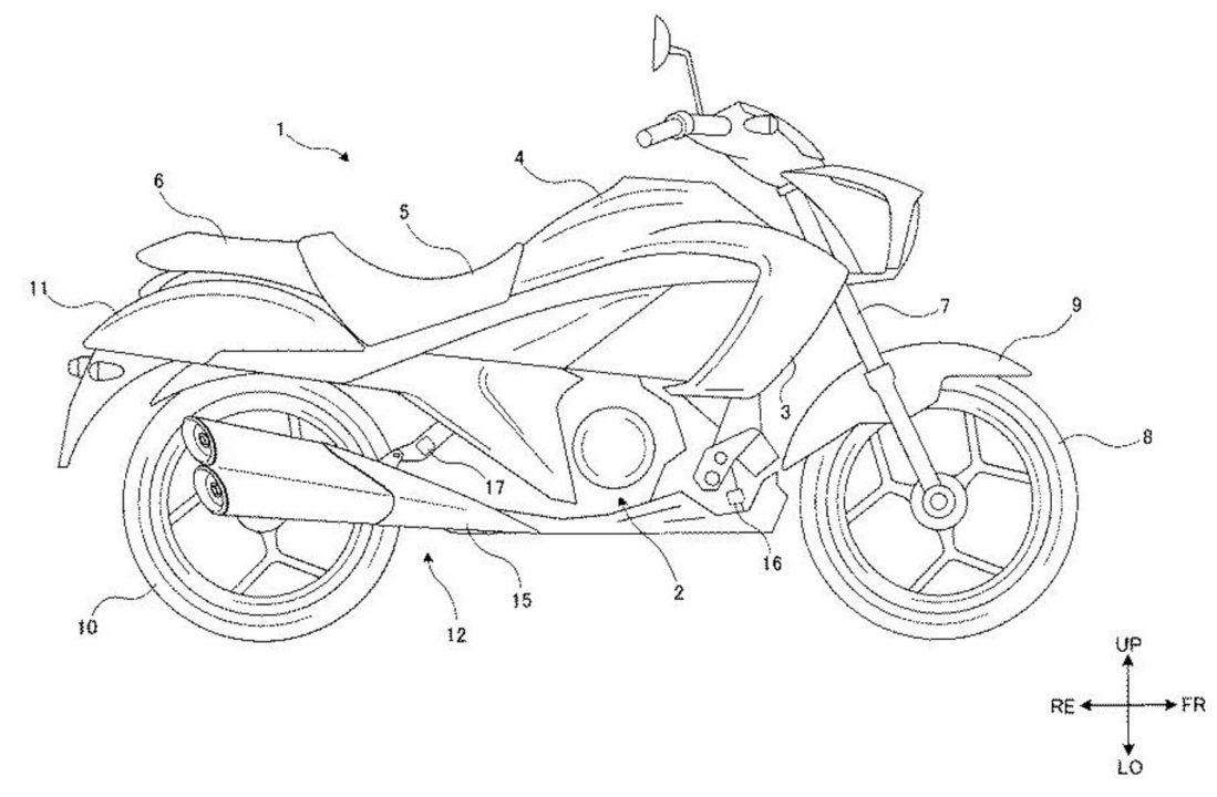 Sizuki Intruder 250 Patent_-7