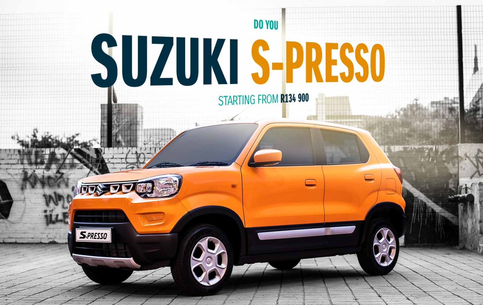 Made-In-India Suzuki S-Presso Launched In South Africa