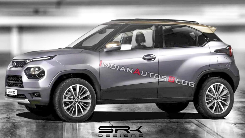 Upcoming Maruti Ignis Rivalling Tata 'HBX' Micro SUV Rendered