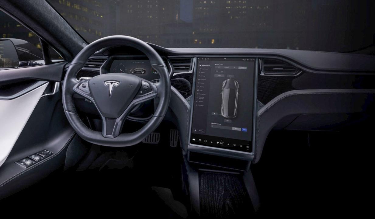 Tesla Model S-4