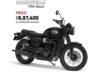 Triumph Bonneville T100 Blacl
