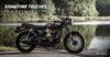 Triumph Bonneville T100 & T120 Black