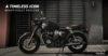 Triumph Bonneville T100 & T120 Black-5