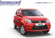 Maruti Suzuki alto 16 years sales