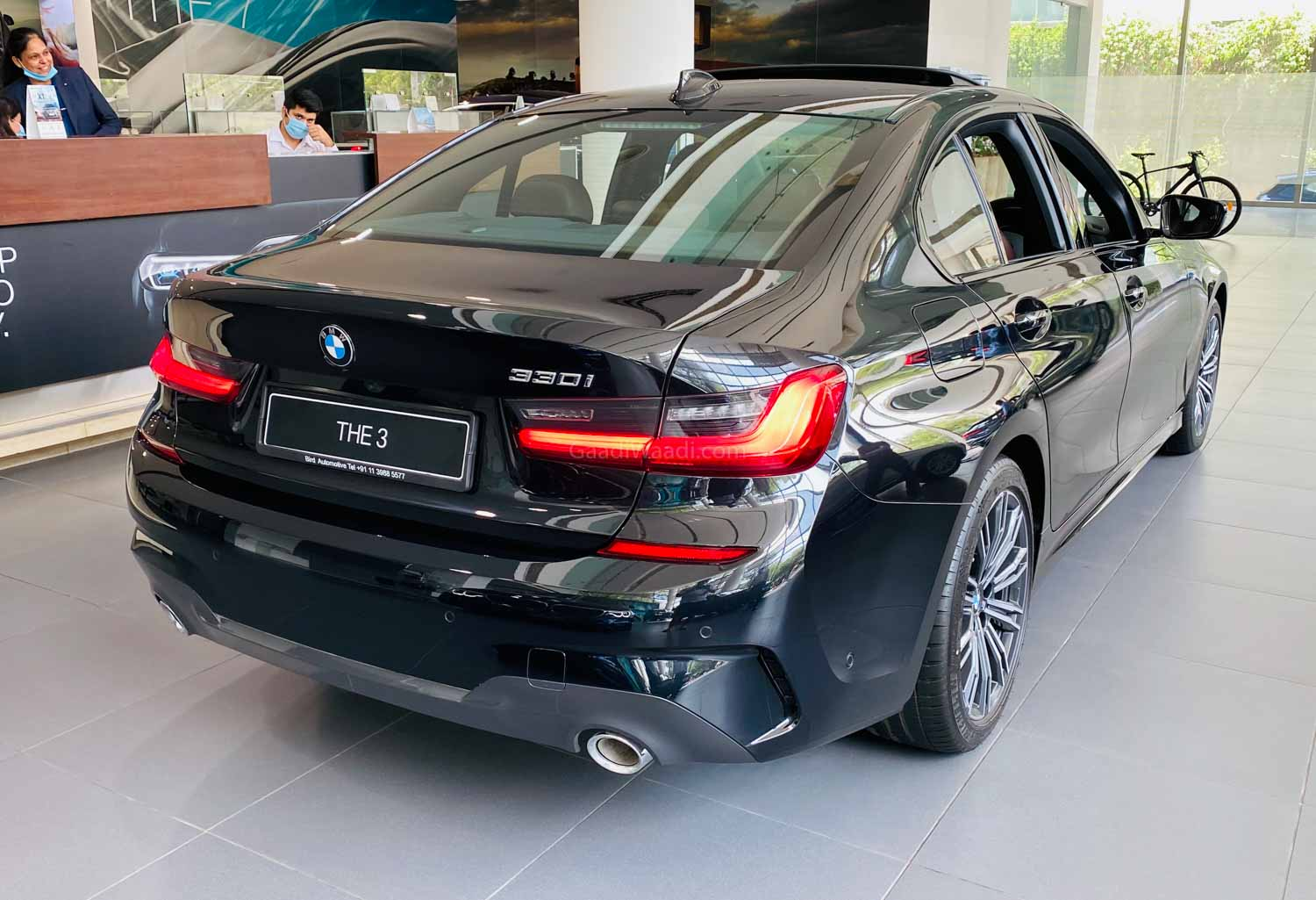 Discounts Up To Rs 5 Lakh On BMW 3 Series Luxury Sedan – Details