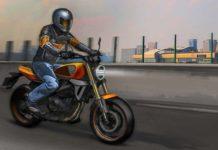 harley davidson 350cc motorcycle-1