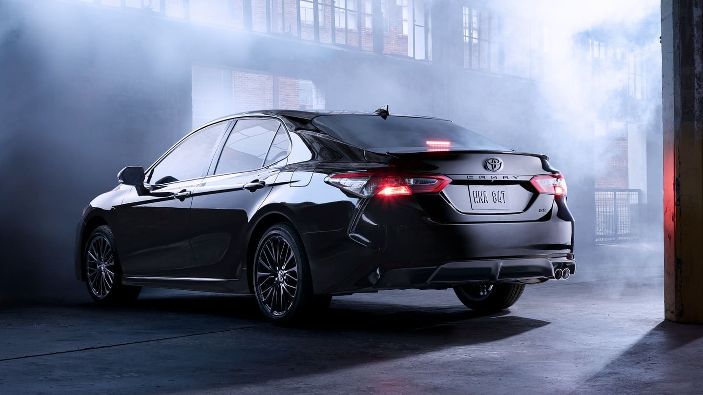 2021 Toyota C-HR And Avalon Nightshade Editions To Look Mean And Bossy