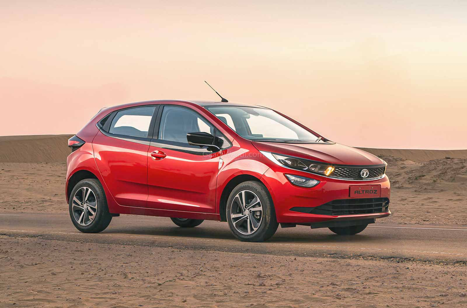 Drive Home The All-New Tata Altroz At Rs. 5,555 EMI Only – Details