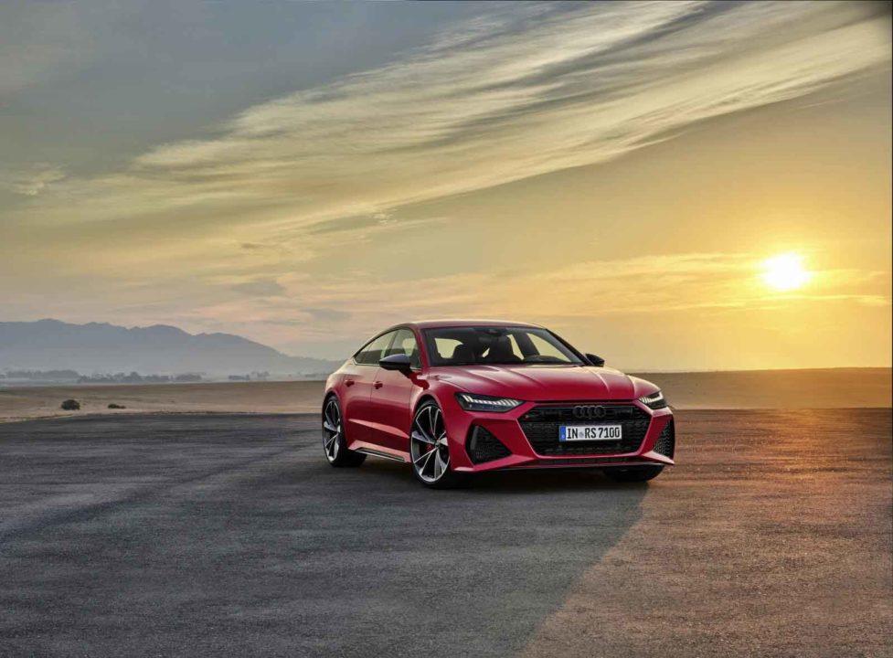 2020 Audi RS7 Sportback 3